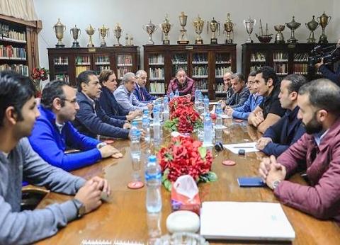 عاجل| الأهلي يجهز بيان ناري جديد للرد على اتهامات تركي آل الشيخ