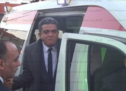 عزاء الشهيد ساطع النعماني بمسجد الشرطة في التجمع الخامس غدا