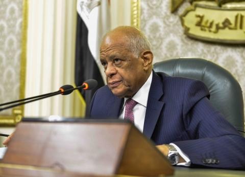 """أصر على الوقوف في طابور.. رئيس """"النواب"""": لم أتنازل عن حقي الدستوري"""