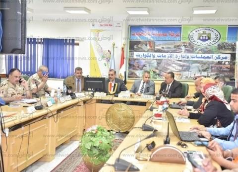 محافظ أسيوط: فتح اللجان في موعدها بثاني أيام الاستفتاء الدستوري
