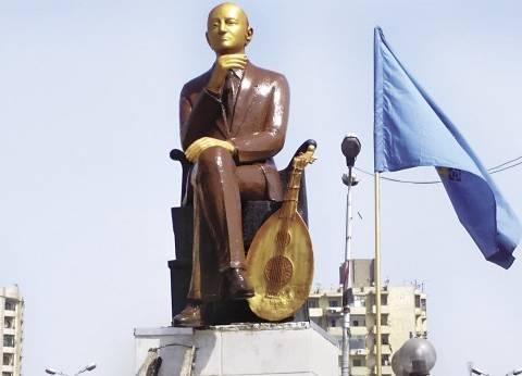محافظ القاهرة: تطوير ميدان باب الشعرية وترميم تمثال محمد عبدالوهاب