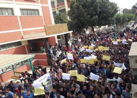 احتجاجات طلابية بالجامعات تنديداً بقرار «ترامب» وتضامناً مع «الأقصى»