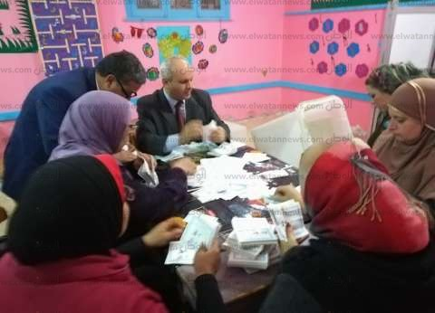 مؤشرات أولية| أول لجنة عامة في بني سويف: السيسي 86404 صوت وموسى 3244