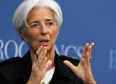"""""""لاجارد"""": الحكومة المصرية اتخذت الإجراءات الصحيحة لكبح التضخم"""