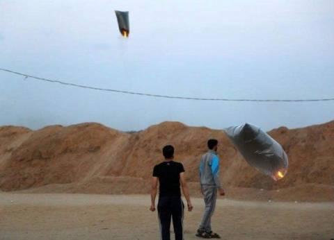 خوفا من تكرار تجربة بالونات غزة.. quotالهيليومquot مفقود في أسواق الضفة