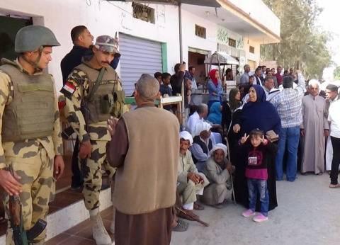 نائب شمال سيناء: فوجئنا بحضور مكثف للناخبين اليوم