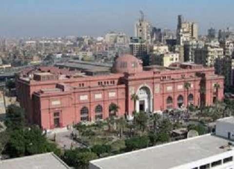 رئيس البرتغال يزور المتحف المصري الكبير