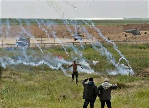 """""""العليا لكسر الحصار"""": عازمون على مواصلة الاعتصام قرب حدود غزة"""
