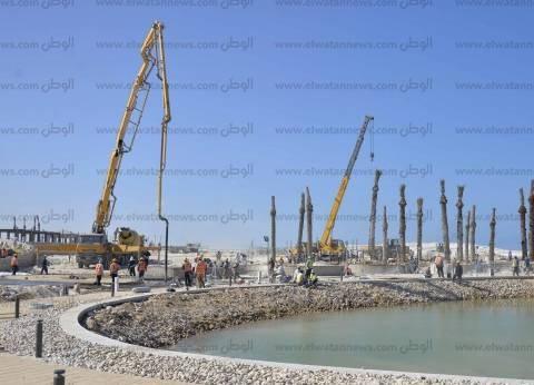 محطة تحلية المياه تغطى احتياجات المنطقة من «الساحل» إلى «مطروح»