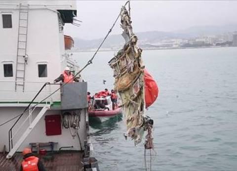 العثور على حطام من الطائرة العسكرية البورمية المفقودة في البحر