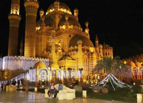 9 معلومات عن مسجد «الصحابة» الذي أدّى فيه السيسي صلاة الجمعة