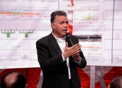 وزير النقل: نعمل على تنفيذ خطة متكاملة لتطوير مرفق السكة الحديد