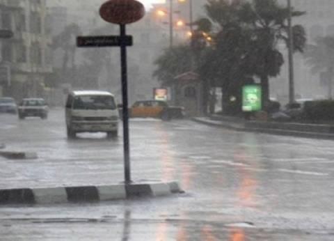 """""""معلومات الوزراء"""" ينشر فيديو سحب مياه الأمطار من شوارع التجمع الخامس"""