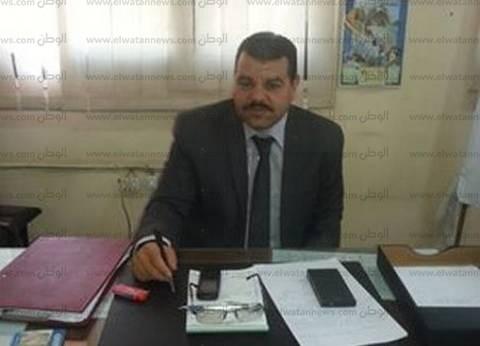 ضبط 410 أسطوانات بوتاجاز قبل بيعها في السوق السوداء ببني سويف