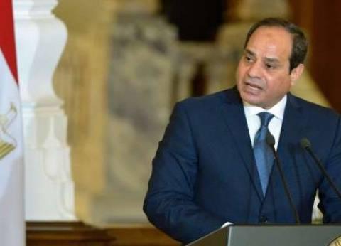 """السيسي يشيد بوعي الشعب المصري فى كلمته أمام قمة """"بريكس"""""""