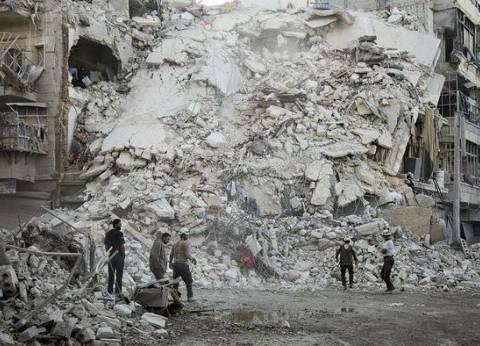 روسيا تتهم مقاتلي المعارضة باستخدام الأسلحة الكيميائية في حلب