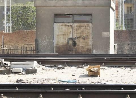 """انفجار على خط السكة الحديد النازل في """"بلوك"""" الزقازيق"""