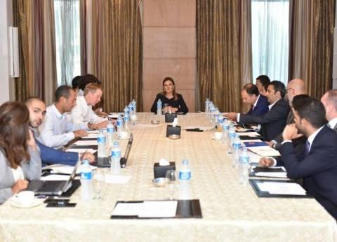 وزيرة الاستثمار: توسيع صالة تأسيس الشركات وتفعيلها إلكترونيا