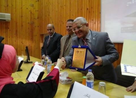 حفل لاستقبال طلاب كلية الحاسبات والمعلومات بجامعة المنيا