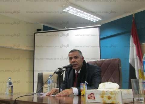 """رئيس """"أبو رديس"""" يواصل لقاءاته بالقيادات الشعبية في المدينة"""