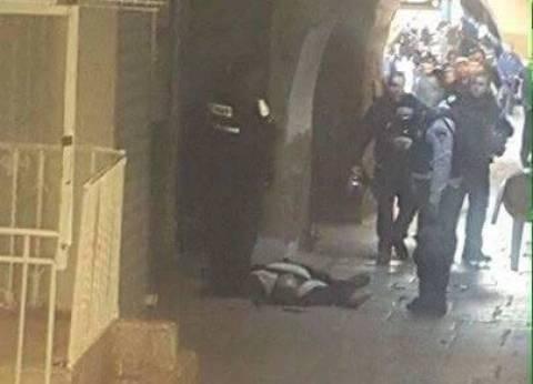 استشهاد شاب فلسطيني على يد قوات الاحتلال الإسرائيلي