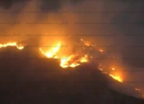 الشرطة الأمريكية: حريق كاليفورنيا الأكثر دموية في تاريخ البلاد