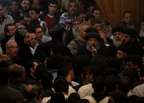 """""""كلنا معاك من أجل مصر"""" بكفرالشيخ تدين استهداف كنيسة حلوان"""
