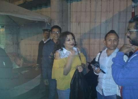 قاضي لجنة بقصر النيل يفاجئ الفنانة انتصار بأن لجنتها في الإسكندرية