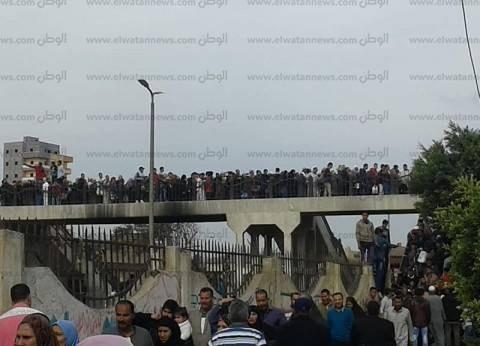 محافظ البحيرة: نفق مشاه لحل أزمة مزلقان السكة الحديد بإيتاي البارود