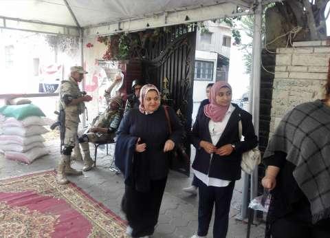 لجان النزهة تبدأ استقبال الناخبين في ثاني أيام الاستفتاء