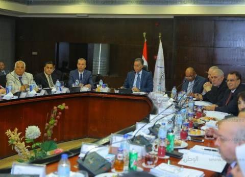 """""""وزير النقل"""" يترأس اجتماع الجمعية العامة لـ""""MOT للاستثمار والمشروعات"""""""