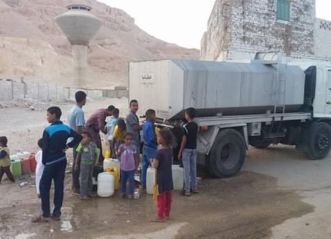 قنا: 23 قرية تعانى من نقص المياه.. ومرشح «الكلابية» يفشل فى الحل