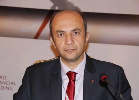 خالد عبدالعظيم مديرا تنفيذيا لـ«اتحاد الصناعات»