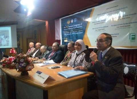 مؤتمر كلية طب طنطا الدولي يناقش تشخيص وعلاج أمراض الكبد