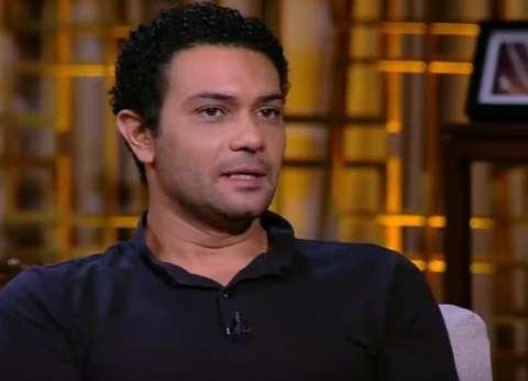 """آسر ياسين عن مرحلة الجامعة: """"عملت كل حاجة ممكن تتعمل"""""""