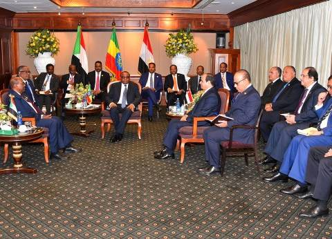 اجتماع سداسى بين مصر والسودان وإثيوبيا خلال «فبراير» لتسوية النقاط العالقة حول «سد النهضة»