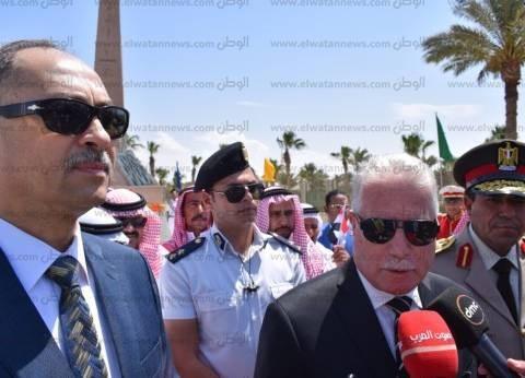 مدير أمن جنوب سيناء: نضحي في سبيل رفعة وأمن واستقرار الوطن