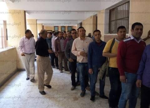 """""""عمليات القضاة"""": انتظام التصويت باللجان في ثاني أيام الانتخابات"""