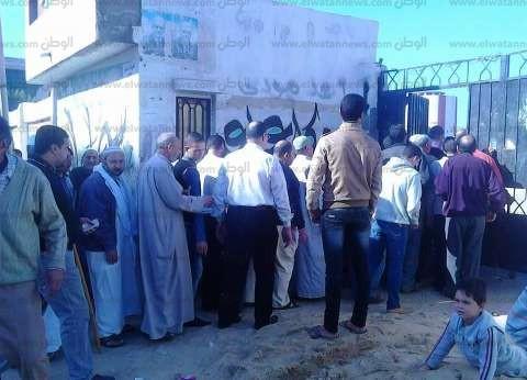 إقبال جيد في دوائر شمال سيناء.. والوافدون يحددون مصير العريش