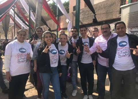 نائب عين شمس: إقبال متزايد على الاستفتاء يعكس تفهم المصريين
