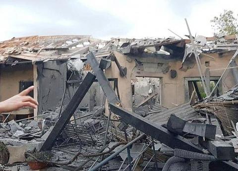 """طوارئ وقطع زيارة.. بعد قصف تل أبيب الاحتلال يتوعد و""""المقاومة"""" تتبرأ"""