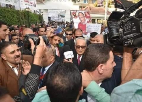 """""""أبوشقة"""": الشفافية كانت عنوان انتخابات """"عليا الوفد"""""""