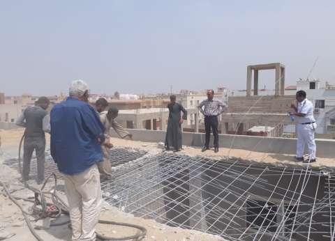 «مدبولى»: إنهاء 41 مشروع «مياه وصرف» فى «العاشر»