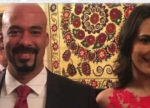 خطيبة هيثم أحمد زكي تغلق حساباتها بعد وفاته