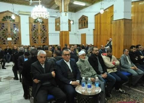رئيس حزب الوفد يقدم واجب العزاء في محمد السباعي