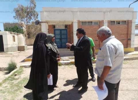 إنشاء 77 فصلا دارسيا جديدا في جنوب سيناء بـ96.5 مليون جنيه
