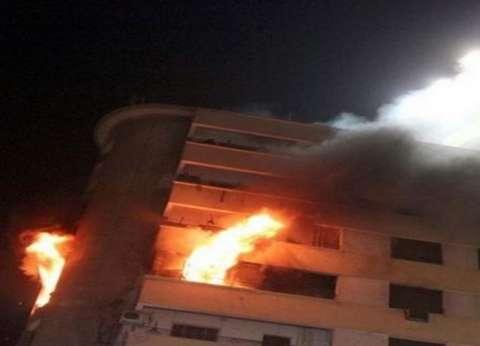 انفجار أسطوانة بوتاجاز في مبنى تابع لجامعة المنيا.. ولا إصابات