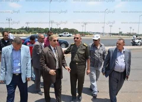 """محافظ الإسماعيلية: الانتهاء من إزالة التعديات على 5 أفدنة بـ""""الصيادين"""""""