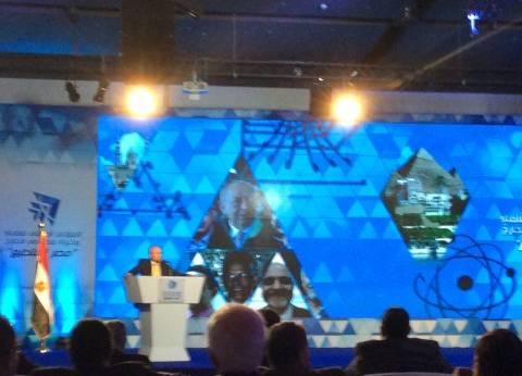 """العصار: هنستفيد من علماء مصر في الخارج المشاركين بمؤتمر """"مصر تستطيع"""""""