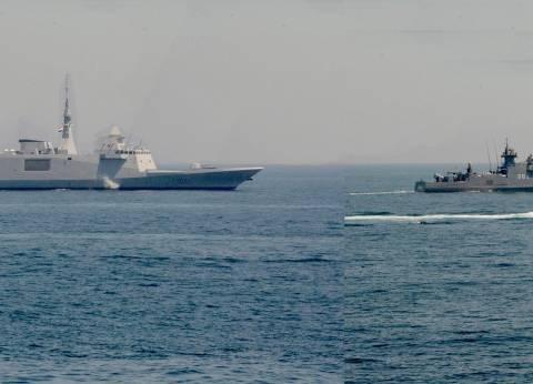 """ختام التدريبات البحرية المصرية-الأمريكية """"تحية النسر 2017 """""""